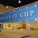 Portable Trade Show Truss of America's IT Cup