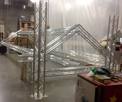 VersaTruss PGA Truss Structure Roof