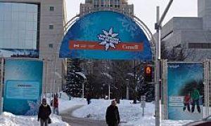 City hall Ottawa Versa Truss Modular Aluminum Truss
