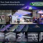 Portable Truss Trade Show Booths Modular