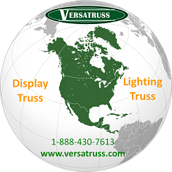VersaTruss Display truss International Shipping-1