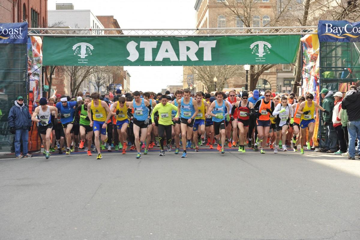 A-Marathon-Start-Line
