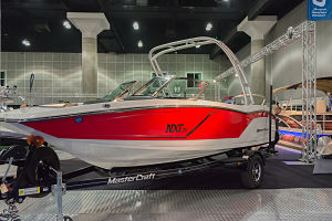 Mastercraft Nx20 Boat On Display