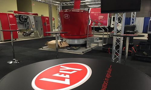 Set-Up-at-The-London-Dairy-Congress-Trade-Show-and-VersaTruss-3