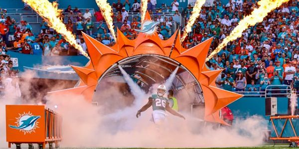 49ers at Dolphins