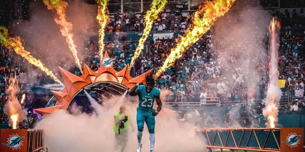 Patriots at Dolphins