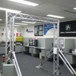 Portable Exhibit Truss Display System