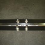 Aluminum Trade Show Display Truss Base Plate